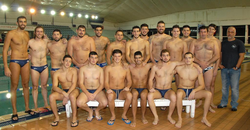 Ομάδα Υδατοσφαίρισης Ανδρών ΝΟΧ 2014-15